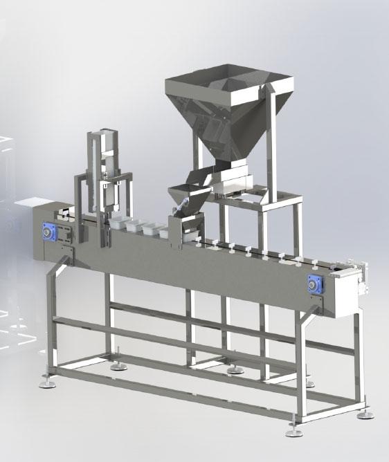Macchine per confezionamento alimentare industria - Macchine per il sottovuoto alimentare ...