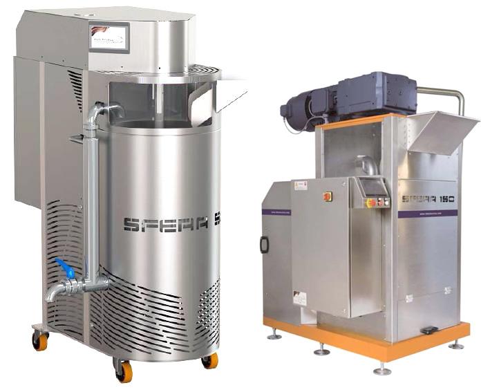 Macchine per pasta di nocciole